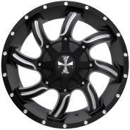 Off-Road-Wheels. 9.0x20, 5x139.70, 5x150.00, ET18, ЦО 110,0мм.