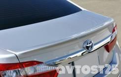 Накладка на спойлер. Toyota Camry, AVV50