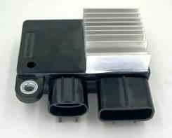 Блок управления вентилятором. Toyota Corolla Axio, NZE141, NZE144, ZRE142, ZRE144
