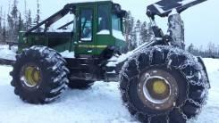 John Deere. Продается трактор трелёвочный