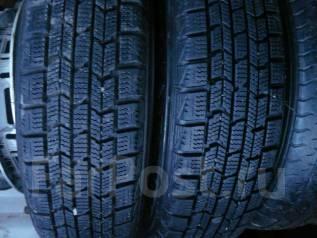 Пара зимних колес 145/80R13 Dunlop DSX2 2012 года. 5.0x13 4x100.00 ET45 ЦО 65,0мм.