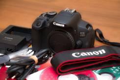 Canon EOS 650D Body. 20 и более Мп, зум: без зума