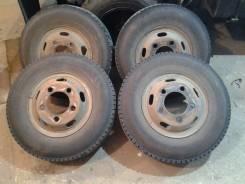 Продам 4 грузовых колеса R 15. 5.5x15 5x203.20 ET-50 ЦО 146,0мм.