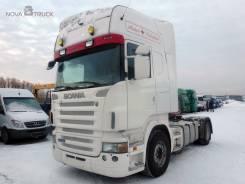Scania R. Седельный тягач 420, 11 705 куб. см., 10 700 кг.