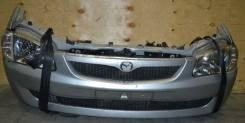 Ноускат Mazda Familia BJ5P №6888 заглушки. Mazda Familia, BJ5P