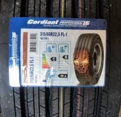 Cordiant Professional FL-1. Всесезонные, 2016 год, без износа, 1 шт