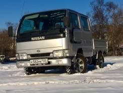 Nissan Atlas. Грузовик 4ВД!, 3 200 куб. см., 1 250 кг.