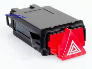Кнопка включения аварийной сигнализации. Audi A6