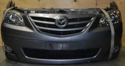 Ноускат Mazda MPV LW3W №3811 03-05г. ксенон туманки. Mazda MPV, LW3W