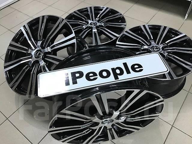Lexus. 8.5x20, 5x150.00, ET54, ЦО 110,0мм.