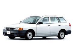 Рычаг переключения КПП Nissan AD, передний