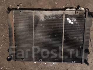 Радиатор охлаждения двигателя. ГАЗ 3110 Волга ГАЗ 31105 Волга