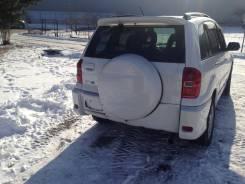 Колпак запасного колеса. Toyota RAV4, ACA21. Под заказ из Владивостока