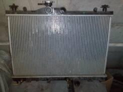 Радиатор охлаждения двигателя. Nissan Tiida