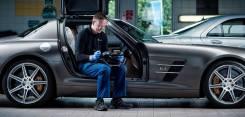 Компьютерная диагностика Mercedes, подготовка к продаже.