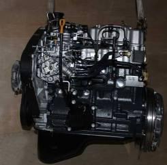 Двигатель в сборе. Hyundai Terracan