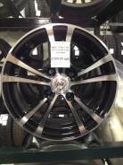 NZ Wheels NZ1144. 5.5x13, 4x98.00, ET35, ЦО 58,6 мм.