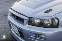Накладка на фару. Nissan GT-R Nissan Skyline, BNR34, ENR34, ER34