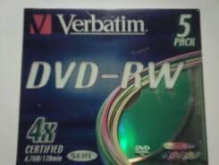 DVD-RW. 4 Гб, интерфейс 4x
