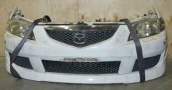 Ноускат Mazda Premacy CP8W №1989 губа заглушки. Mazda Premacy, CP8W, CPEW