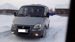 ГАЗ 2217 Баргузин. Продаётся ГАЗ 2217 Соболь, 3 000 куб. см., 6 мест