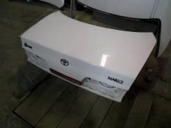 Крышка багажника. Toyota Mark II, LX100, GX100, GX105, JZX105, JZX100, JZX101 Двигатели: 1JZGTE, 1GFE, 2JZGE, 1JZGE, 2LTE