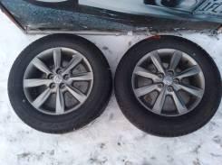 Toyota. 6.0x15, ET45, ЦО 54,1мм.