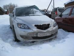 Лючок бензобака MAZDA Mazda 3 (BK) Z6-VE 1.6