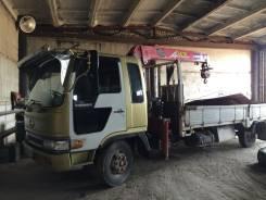 Hino Ranger. Продается грузовик с манипулятором , 8 000 куб. см., 5 000 кг.