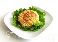 Бифштекс запеченный с картофелем (Праздничное меню)