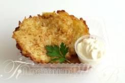 Драники картофельные (3 шт.) (Готовые обеды)