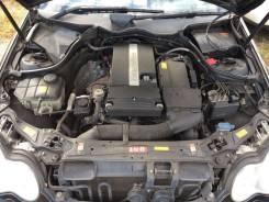 Двигатель 111.951 111.955 271.940 на Mercedes