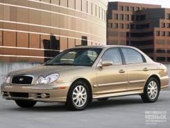 Датчик airbag. Hyundai Sonata