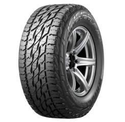 Bridgestone Dueler A/T D697. Грязь AT, 2016 год, без износа, 4 шт