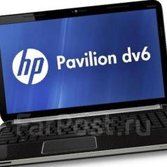 "HP Pavilion dv6-3110er. 15.6"", ОЗУ 4096 Мб, диск 500 Гб, WiFi, Bluetooth, аккумулятор на 2 ч."