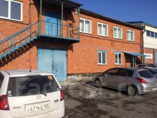 Комплекс на территории охраняемой базы. Теплый склад + офис. 431 кв.м., улица Кочубея 1, р-н 64, 71 микрорайоны
