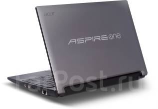 "Acer Aspire One D260. 10.1"", ОЗУ 4096 Мб, диск 500 Гб, WiFi, Bluetooth, аккумулятор на 2 ч."