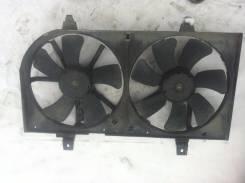 Диффузор. Nissan Primera, RP12, TNP12, TP12, WTNP12, WRP12, WTP12 Двигатели: QR20DE, QR25DD