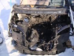 Передняя часть автомобиля. Mitsubishi Delica Space Gear, PF8W, PD5V, PD8W, PE8W Mitsubishi Delica, PD8W, PE8W, PF8W Двигатель 4M40