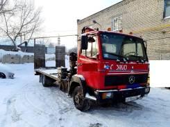 Mercedes-Benz. Mercedes-benz 814 Эвакуатор, 6 000 куб. см., 5 000 кг.