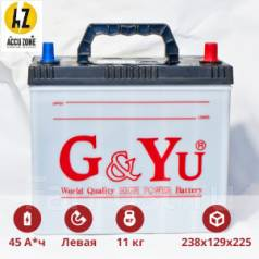 G&Yu. 45 А.ч., Обратная (левое), производство Корея