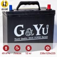 G&Yu. 50А.ч., Обратная (левое), производство Корея