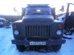 ГАЗ 53. Продается ГАЗ-53, самосвал, 1990 года выпуска, 4 250 куб. см., 3 600 кг.