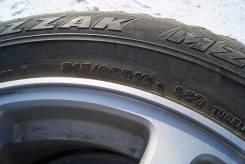 Bridgestone Blizzak MZ-03. Зимние, без шипов, 2003 год, износ: 30%, 4 шт