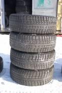 Michelin X-Ice. Зимние, без шипов, 2004 год, износ: 30%, 4 шт