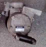 Компрессор кондиционера. Toyota Soarer, JZZ30 Двигатель 1JZGTE