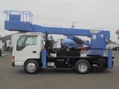 Isuzu Elf. Isuzu ELF Truck, 4 600 куб. см., 12 м.