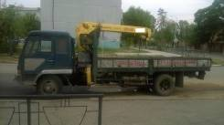 Mitsubishi Fuso Fighter. Продам грузовик(5т. ) с краном(3,5т. ), 7 545 куб. см., 5 000 кг.