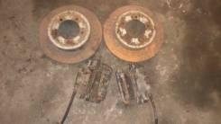 Суппорт тормозной. Mitsubishi Chariot Grandis, N94W, N84W, N96W, N86W Mitsubishi RVR, N74WG, N74W, N73W, N61W, N71W, N64W, N64WG, N73WG, N84W, N86W, N...