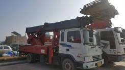 Hyundai Mega Truck. Продаётся автовышка SEIN 370 на базе Hyundai MEGA Truck, 37 м. Под заказ